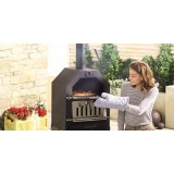Garden Pizza Oven / Grill / BBQ / Smoker - Charcoal or Firewood